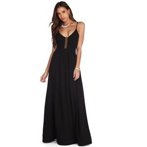GRACE PLEATED CREPE BALL GOWN